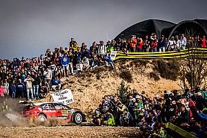 WRC Resumen de la fase Meeke se lleva el Rally RACC y Ogier se acerca al título
