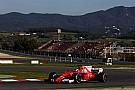 Vettel termina al frente el penúltimo día en Barcelona