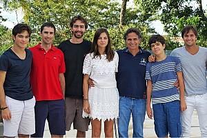Geral Conteúdo especial Filhos descrevem um Nelson Piquet que você nunca viu