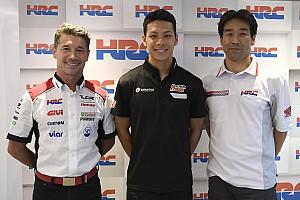 MotoGP Noticias de última hora Honda confirma a Nakagami como compañero de Crutchlow en el LCR