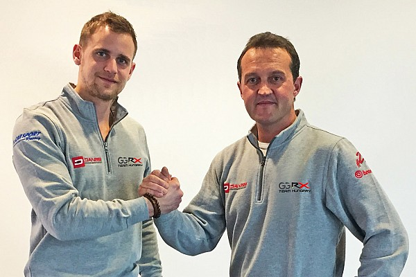 World Rallycross Breaking news Galli spearheads new Hungarian World RX team line-up
