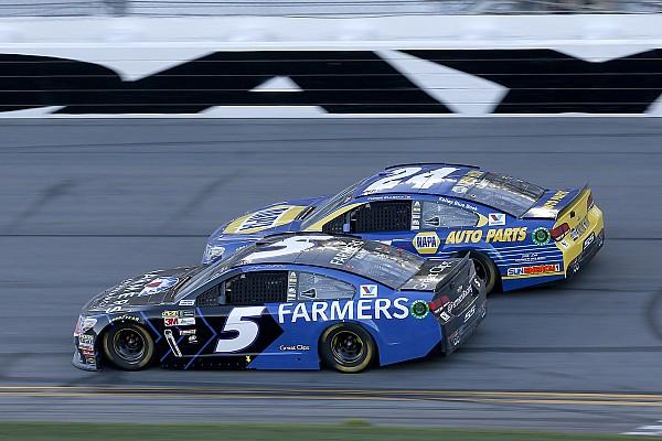 Hendrick Motorsports to change car numbers for 2018 season