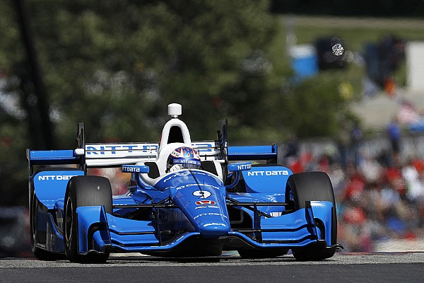 Dixon credits Honda with Road America win, after morning scare