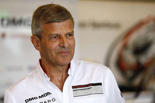 Porsche сменила гоночного босса. Казалось бы, при чем тут Ф1?