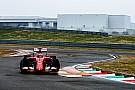 Raikkonen y Giovinazzi completan dos días de test en Fiorano