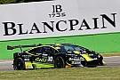 Lamborghini Super Trofeo Due podi per Kikko Galbiati a Monza nel Super Trofeo Europa