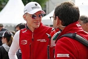 Евро Ф3 Отчет о гонке Гюнтер выиграл гонку Ф3 в Венгрии и вышел в лидеры серии