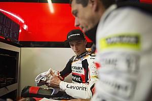 Moto2 Interview Forward Racing: Rückkehr aus Le Mans mit leeren Händen
