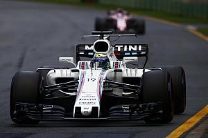 Formel 1 News Sergio Perez: Williams in der F1 zu weit vor Force India