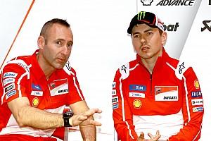 MotoGP Noticias de última hora Ducati inicia tres días de test en Jerez, uno de ellos con Lorenzo y Dovizioso