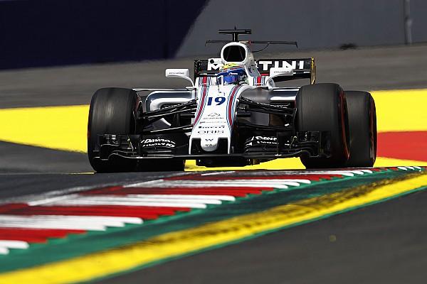 ماسا: السيارة لم تكن جيدة في تجارب النمسا بالرغم من التحديثات الجديدة