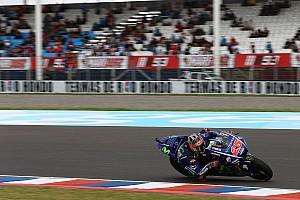 MotoGP Crónica de test Viñales y Márquez lideran una rara FP2