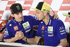 Vinales jagokan Rossi juara dunia MotoGP