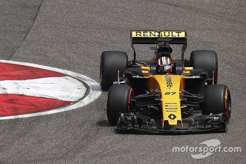 Hülkenberg offre sa première Q3 à Renault depuis son retour