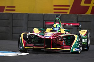 Formula E Race report Mexico City ePrix: Di Grassi goes last to first in chaotic race