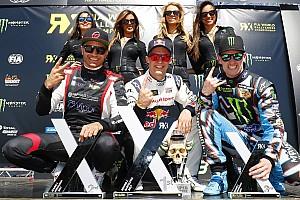 Rallycross-WM Rennbericht Rallycross-WM in Barcelona: Ekström gewinnt WRX-Auftakt 2017 vor Scheider