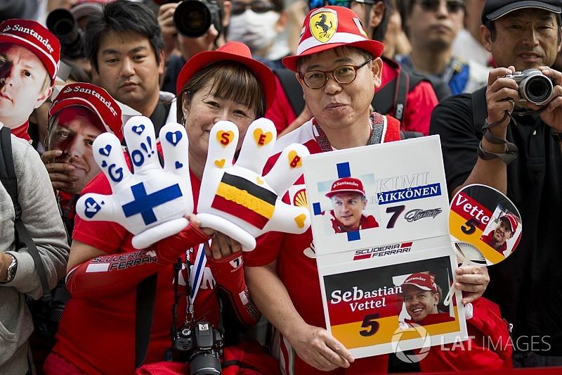 Vérbeli Ferrari-rajongók Japánból: Kimi?