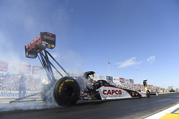 NHRA Can any NHRA ace gain an edge in Texas?
