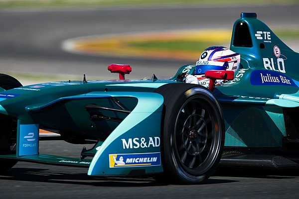 Sims y Blomqvist, candidatos a compartir asiento en Andretti