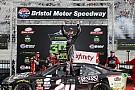 NASCAR XFINITY Jones gana en Bristol; Suárez sube al tercer lugar