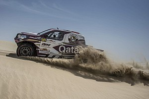 كروس كاونتري تقرير المرحلة رالي قطر الصحراوي: ناصر العطية يتقدم إلى الصدارة مع نهاية المرحلة الثالثة