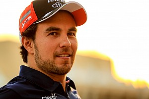 F1 速報ニュース ペレス「上位チームに移籍するためにも、2018年は勝負の年になる」
