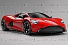 Automotive Aston Martin plotting a third mid-engined model