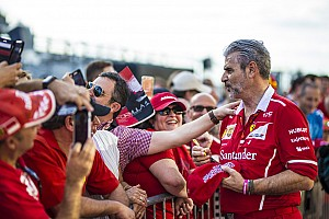 Marchionne: culpar alguém por falhas da Ferrari é