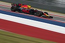 Formula 1 Verstappen: US GP qualifying effort one of my worst in 2017