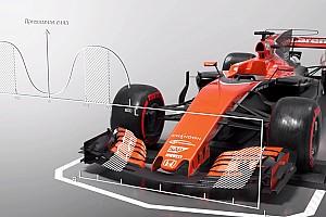 Формула 1 Новость Наглядно: как работает переднее антикрыло в Формуле 1
