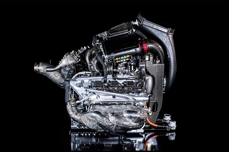 video toro rosso fires up 2018 honda f1 engine. Black Bedroom Furniture Sets. Home Design Ideas
