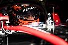 FIA F2 L'objectif d'Aitken? Le top 5 au général