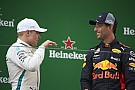 Bottas avoided clash in