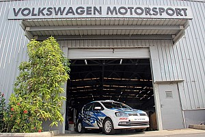 Volkswagen open to more factory INRC entries with Polo R2
