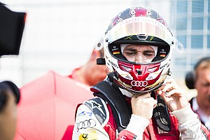 Formula E Practice report New York ePrix: Abt tops wet practice, Bird and Rosenqvist crash