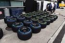 Giovinazzi 124 kört tett meg az intermediate Pirellikkel