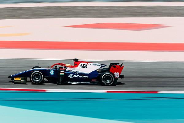 FIA F2 Antrenman raporu Bahreyn F2: Birinci antrenmanda Maini lider