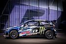 Rallycross-WM Volkswagen präsentiert das Polo R Supercar für die Rallycross-WM
