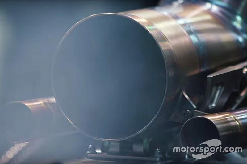 VIDEO: Mercedes F1 revela la primera puesta en marcha del motor 2018