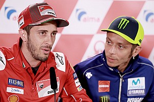 Dovizioso : Et maintenant, attention à Rossi au championnat