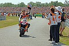 Valentino y Márquez recuerdan a Hayden a un año de su muerte