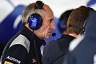 Tost had het gevoel dat hij 'iets moest zeggen' na kritiek Renault