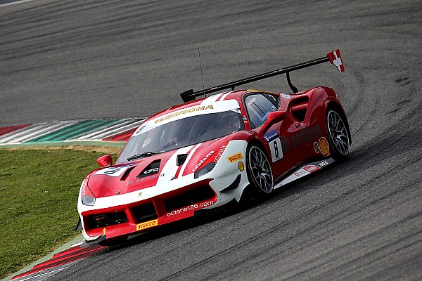 Ferrari Crónica de Carrera Fabio Leimer se lleva la Final Mundial del Trofeo Pirelli