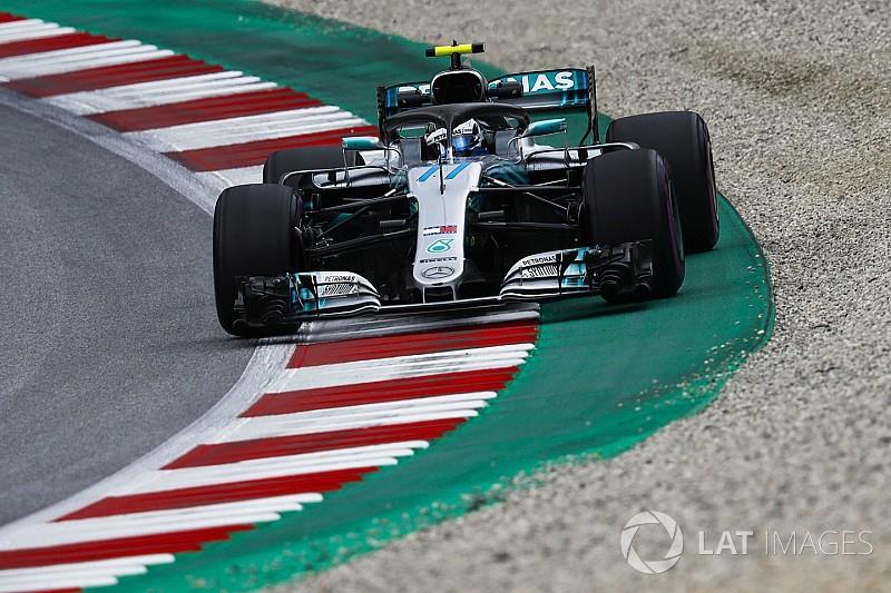 Mercedes se muestra más