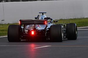 Formel 1 News Hecklicht: Mercedes testet für die FIA neues Regenlicht