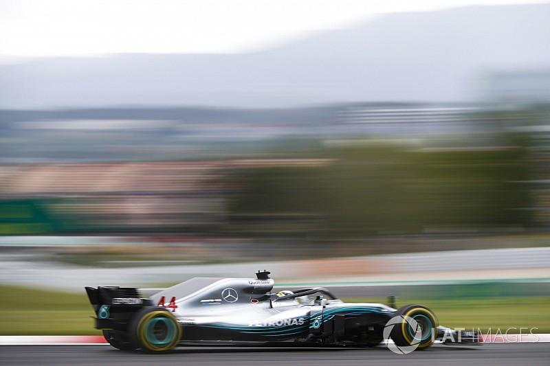 スペイン予選速報:ハミルトンPP。メルセデス1-2独占。ガスリー12位