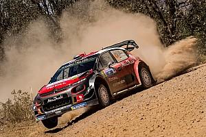 WRC Noticias Citroen quiere que Loeb dispute más pruebas del WRC