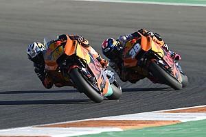 MotoGP Важливі новини Гонщики KTM чекають на ще більший прогрес у 2018 році