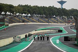 Формула 1 Livefeed Текстова трансляція першої практики Гран Прі Бразилії