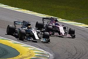 Formel 1 News Hamilton: Wenige Überholmanöver wegen